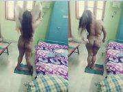 Desi Bhabhi Nude Video Capture By Hubby