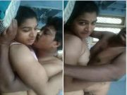 Desi Telugu Wife Give Handjob