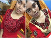 Desi Girl Record Her Nude Selfie