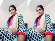 Sexy Desi Girl Showing Boobs and Pussy On Video Call