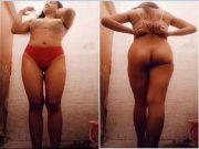 exy Desi Girl Showing her Ass