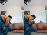 Horny Mallu Bhabhi Blowjob and Fucked Part 3