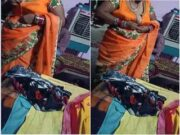 Desi Bhabhi Changing Cloths
