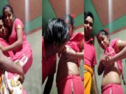Young Devar Saali Quicky Sex At Home Video