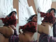 Big Ass Bhabhi Fucked Doggystyle MMS Video