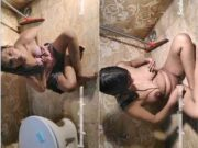 Today Exclusive- Sexy Sarika Bathing