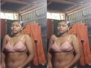 Desi Girl Record Her Bathing Video