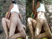 Desi Village Couple Outdoor Romance and Fucked part 2