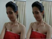 Sexy Desi Girl Showing Her Nude Body On Video Call