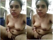 Tamil Wife Record Nude Selfie