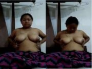 Manipur Girl Showing Her big Boobs