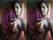 Desi Village Girl Showing Her Nude Body and Fingerring Part 3