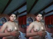 Desi Village Girl Showing Her Nude Body and Fingerring Part 5