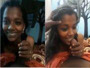 Shy Tamil Girl Blowjob