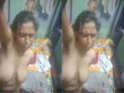 Cute Desi Girl Strip her Cloths and Eating Bf Cum Part 1