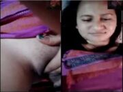 Assami Girl Showing her pussy to Bf On Video Call