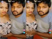 Hot Desi Cpl Romance In Tango Show