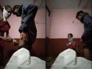 Desi Randi Bhabhi Putting Condom And Fucked