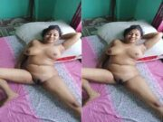 Sexy Desi Wife Showing her Nude Body and Fucking Part 1