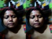 Horny Desi Bhabhi Record Nude Selfie For Hubby Part 3