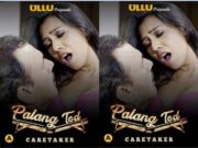 Today Exclusive – Palang Tod ( Caretaker ) Episode 1
