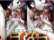 Desi Bhabhi Pihu Showing her Body and Blowjob Part 1