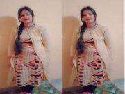 Horny Bhabhi Record Her Nude Selfie