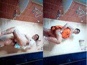 Most Demanded Sexy Bhabhi Bathing