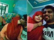 Desi Lover Kissing