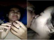 Neapli Lover Kissing and Fucking