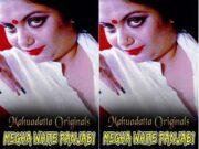 Fitst On Net -Megha White Panjabi
