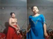 Cute Bangla Girl Showing Her Boobs