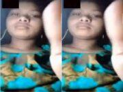 Bangla Randi Showing her Boobs On Video Call