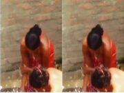 Desi Bhabhi Changing Cloths Record In Hidden Cam Part 2