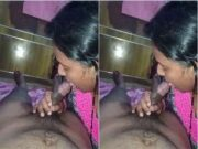 Desi Bhabhi Give Blowjob Part 2