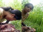 Desi Lover Blowjob and OutDoor Fucking Part 3