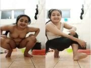 Sexy Paki Girl Record her Nude Video