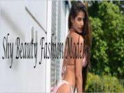 First On Net -Shy Beauty Fashion Model