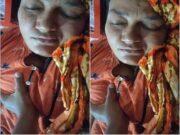 Desi Sleeping Mature Wife Boobs Video Record By Dewar Part 1