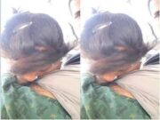 Today Exclusive- Cute Desi Girl Blowjob Part 2
