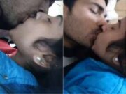 Today Exclusive- Desi Lover Romance and Kissing