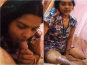 Hot Desi Boudi Blowjob And Fucked Part 2