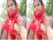 Horny Telugu Bhabhi Showing her Nude Body and Masturbating Part 1