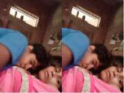 Desi Village Wife Boobs Sucking and Fucking