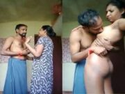 Desi Cheating wife Record Her Boobs Sucking Video