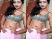 Sexy Rajashree Morey Showing Her Boobs
