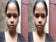 Cute Desi Girl Priya Bathing Part 6