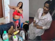 Desi Cheating Mallu Bhabhi Nude Video Record By Lover