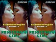 Today Exclusive- Passionate Girls