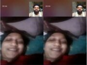 Desi Bhabhi Showing her Pussy On Video Call
